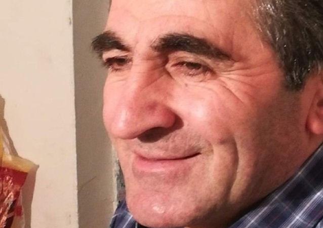 Türk vatandaşı Muttalip Dündar
