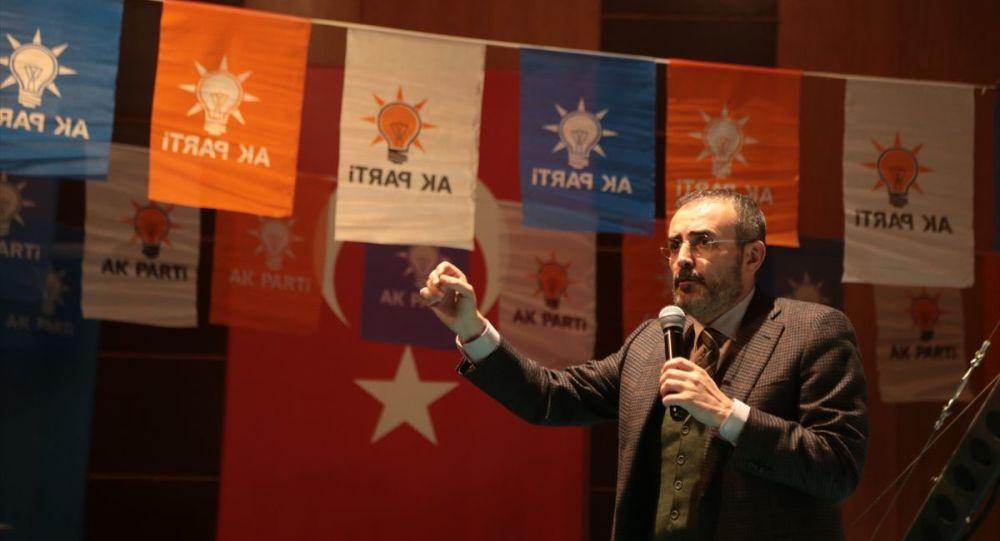 AK Parti Genel Başkan Yardımcısı Mahir Ünal