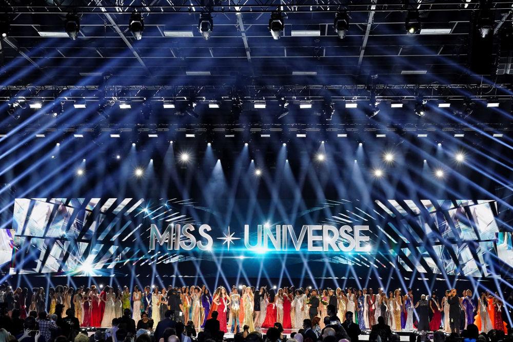 2019 Kainat Güzeli Yarışması'na toplam olarak 90 ülkeden güzel yarışmacılar katıldı.