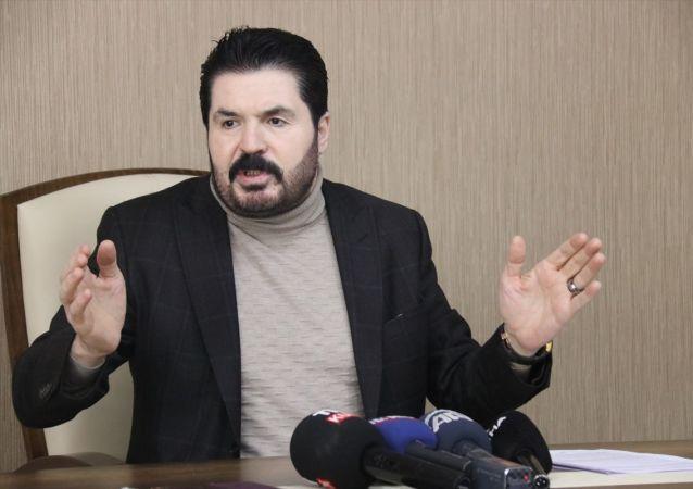Ağrı Belediye Başkanı Savcı Sayan