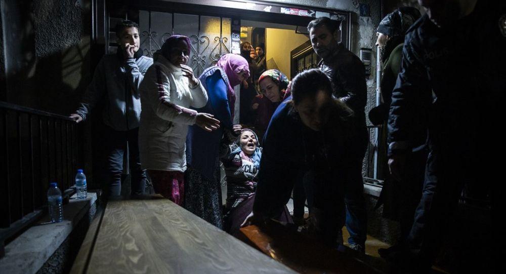 Ankara'da Suriye uyruklu hamile kadın ile 3 yaşındaki kız çocuğu evde ölü bulundu