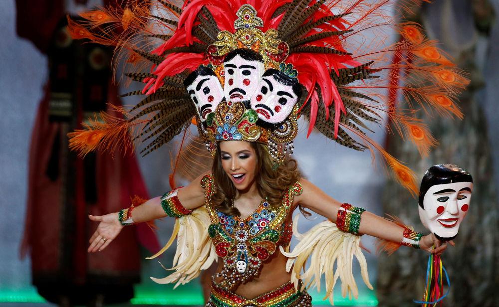 Bolivya'lı güzel Iciar Diaz