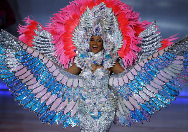 Nicaragua güzeli Maria Teresa Cortez