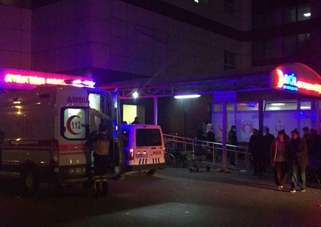 İstanbul - hastane - acil