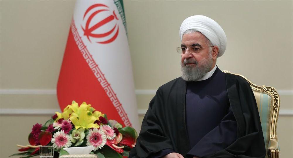 İran Cumhurbaşkanı Ruhani