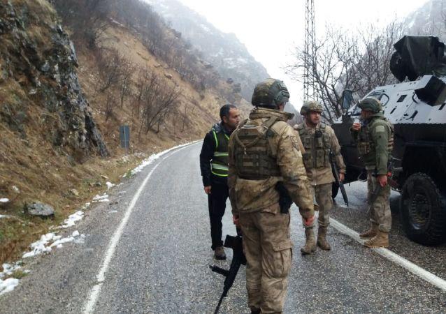 Kaçak yaban keçisi ve tavşan avına 30 bin lira ceza
