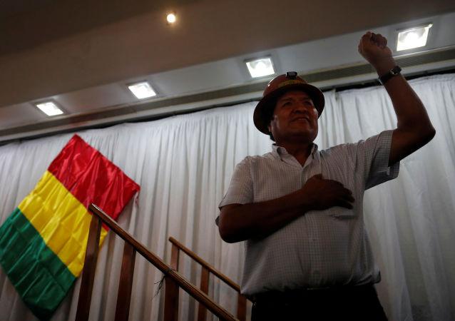 Bolivya'da ordunun ve muhalefetin baskısıyla istifa eden Devlet Başkanı Evo Morales