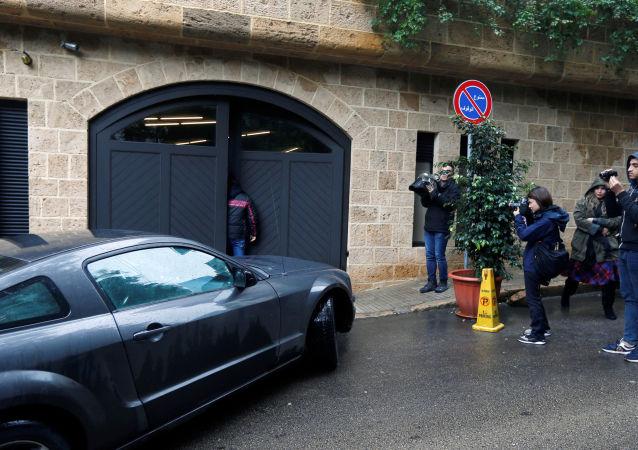 Eski Nissan Üst Yöneticisi Carlos Ghosn'un Lübnan'daki evi
