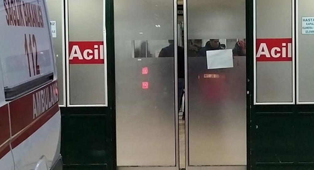 acil, hastane