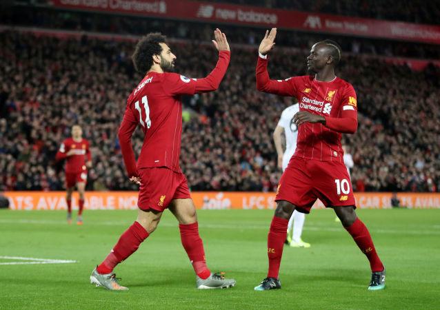 Premier Lig'de Liverpool'dan üst üste 11. galibiyet