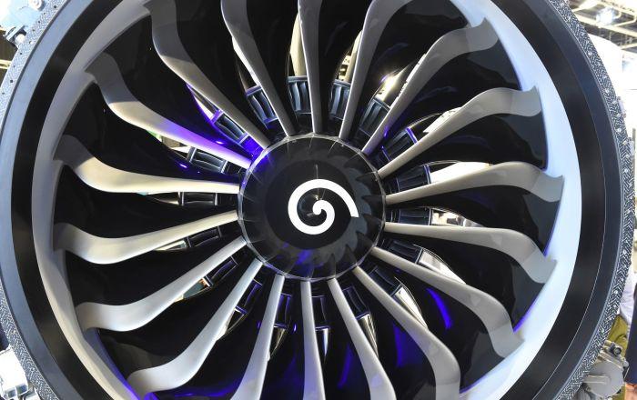 Uçak motoru