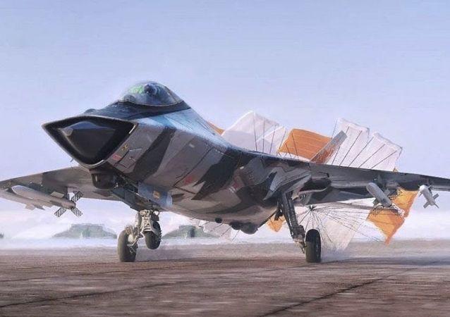 MiG-41 avcı uçağı