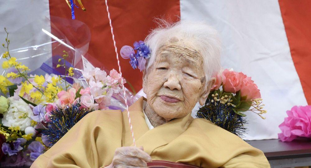 Japonya'da yaşayan Kane Tanaka, 117. doğum gününü kutlayarak sahip olduğu 'dünyanın en yaşlı insanı' rekorunu yeniledi.