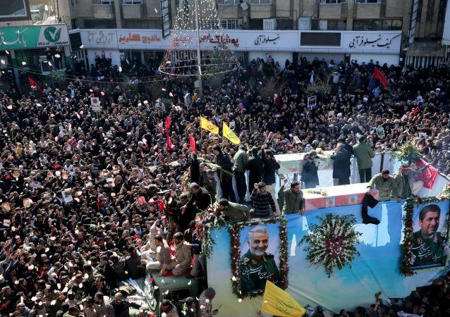 Kasım Süleymani- Kirman