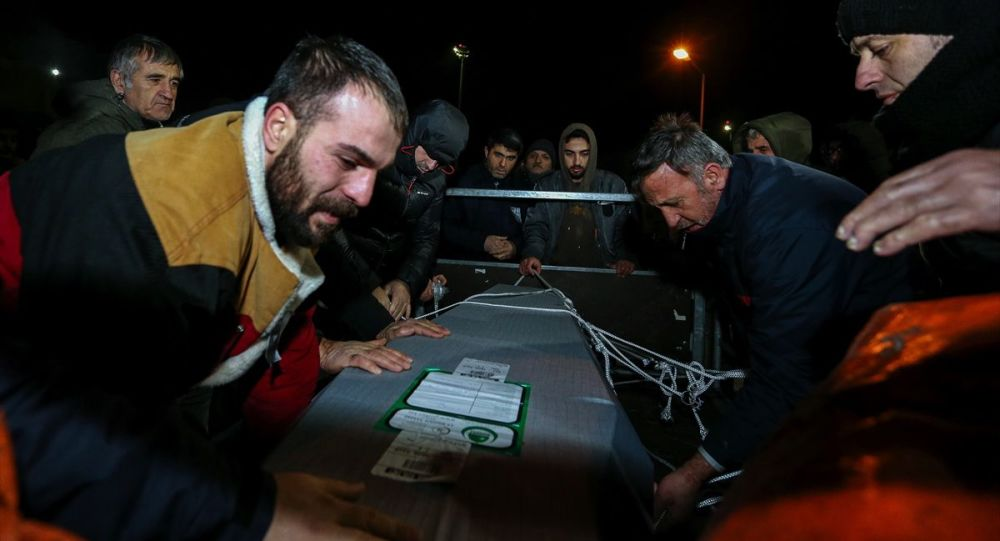 Almanya'nın Gelsenkirchen kentinde polis kurşunuyla hayatını kaybeden Mehmet Bulğu'nun cenazesi Türkiye'ye getirildi