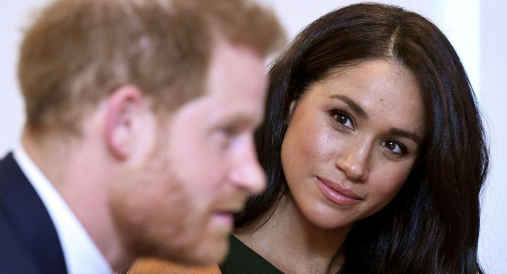 Meghan Markle Prens Harry