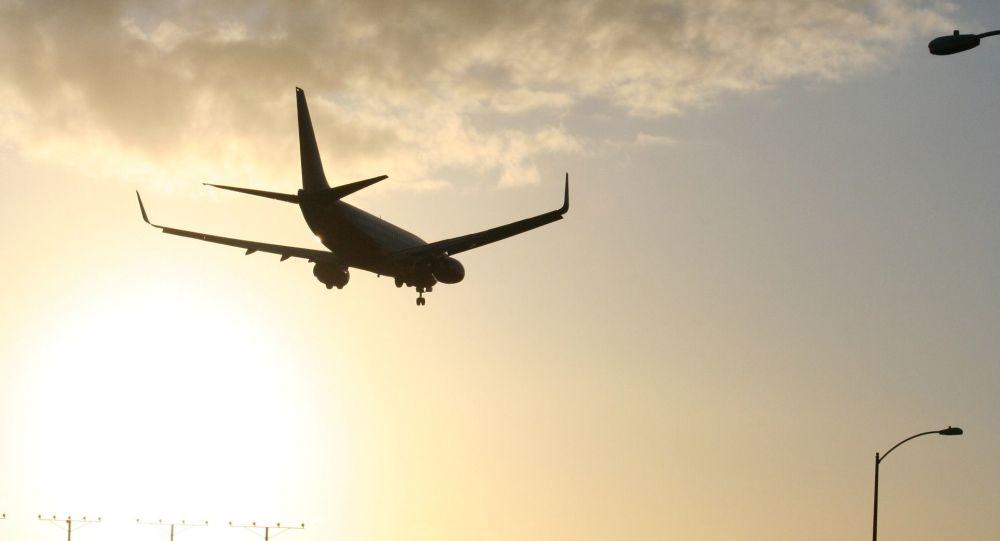 uçak  - uçak inişi