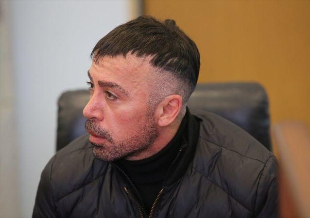 Ankara Üniversitesi Öğretim Üyesi Doç. Dr. Necip Hablemitoğlu suikastıyla ilgili geçen yıl Ukrayna'da yakalanan ve Türkiye'ye iadesi istenen Nuri Gökhan Bozkurt.