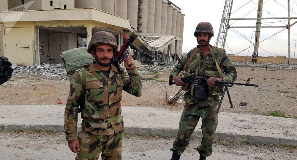 Rusya: İdlib'de militanlar Suriye ordusunun mevzilerine saldırdı, 3 asker öldü, 4 asker yaralandı