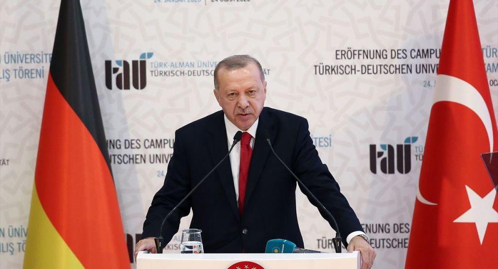 Erdoğan: Bir an önce sükunet sağlanmazsa Libya'daki kaos ortamı tüm Akdeniz havzasını etkileyecektir