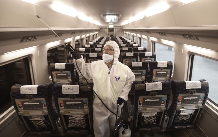 Dünyada koronavirüs salgınına karşı önlemler alınıyor
