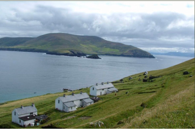 İrlanda'daki adaya 'hayatta kalma becerileri' olan görevliler aranıyor
