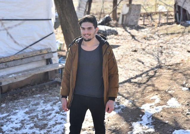 Suriyeli Mahmud el Osman