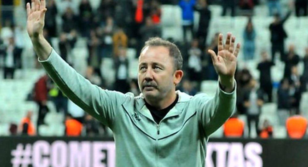 Sergen Yalçın: Beşiktaş'la her konuda anlaştık
