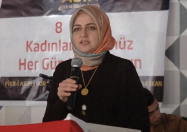 Cumhurbaşkanı Başdanışmanı Gülşen Orhan