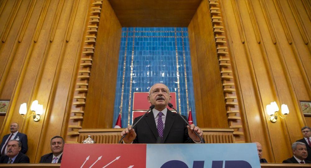 Kılıçdaroğlu: Türkiye Cumhuriyeti tarihinin en ağır yargı krizini yaşamaktadır