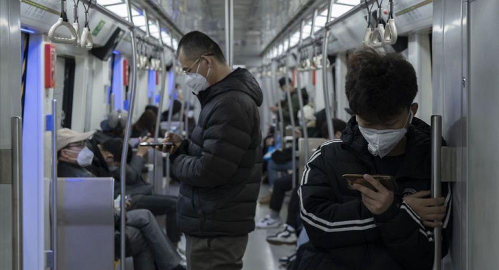 Çin-toplu taşıma-koronavirüs