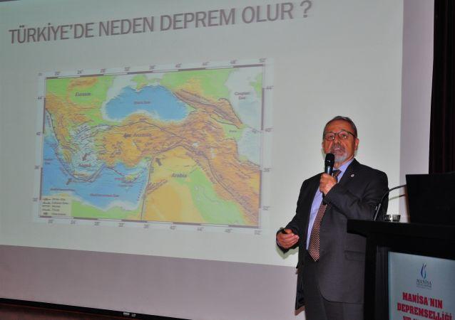 Bilim Akademisi Üyesi Prof. Dr. Naci Görür