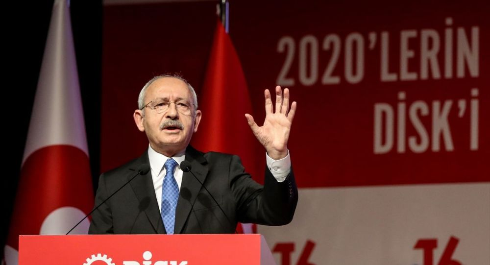 Kılıçdaroğlu: Dünyanın bütün demokratları, birleşin