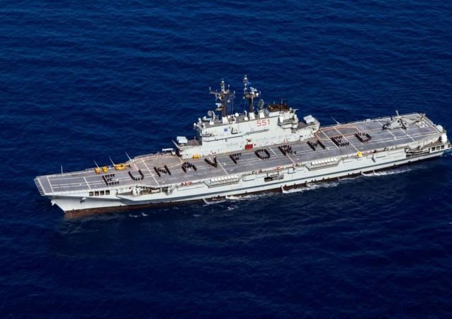 AB Akdeniz deniz gücü