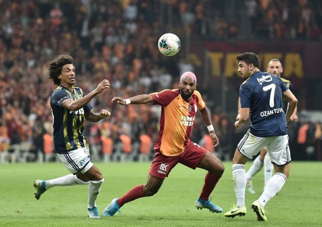 Fenerbahçe-Galatasaray maçı