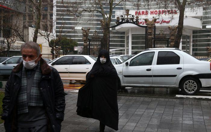 İran'da koronavirüsten ölenlerin sayısı 16'ya yükseldi