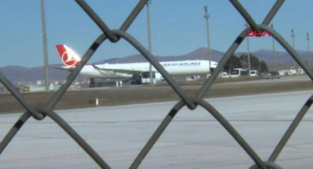 Tahran uçağında koronavirüs şüphesi: Ankara'ya yönlendirildi