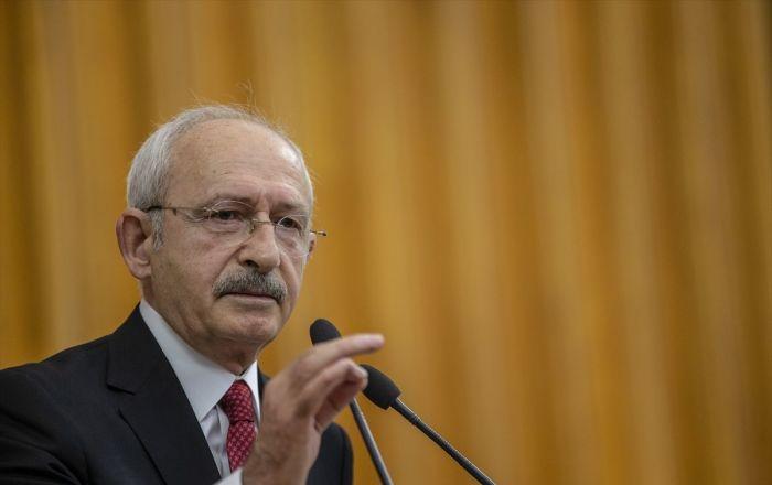 Kılıçdaroğlu: Tek bir Mehmetçiğimizin tırnağı Suriye'den daha değerlidir