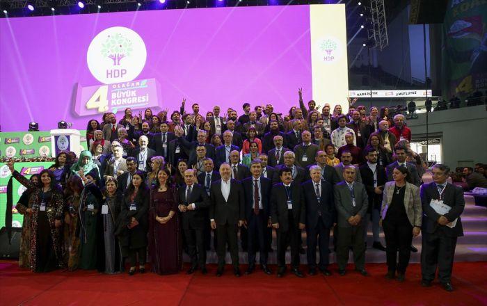 HDP kongresiyle ilgili soruşturma: 14 gözaltı