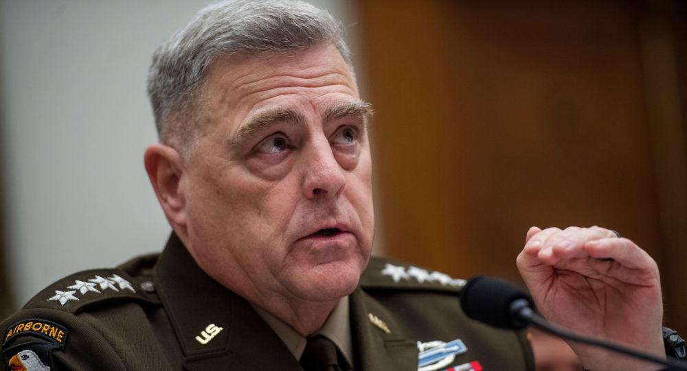 ABD Genelkurmay Başkanı Milley: Çin ordusu ile hızlı iletişim sistemi üzerinde çalışıyoruz