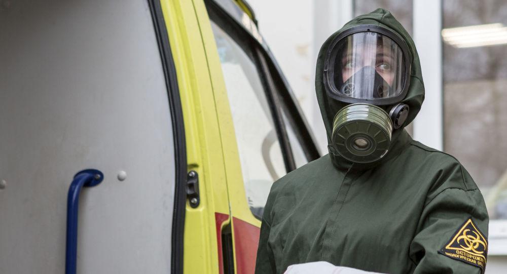 Moskova'da koronavirüs bulaşan bir İranlıyla temas halinde olan 5 kişi hastaneye kaldırıldı