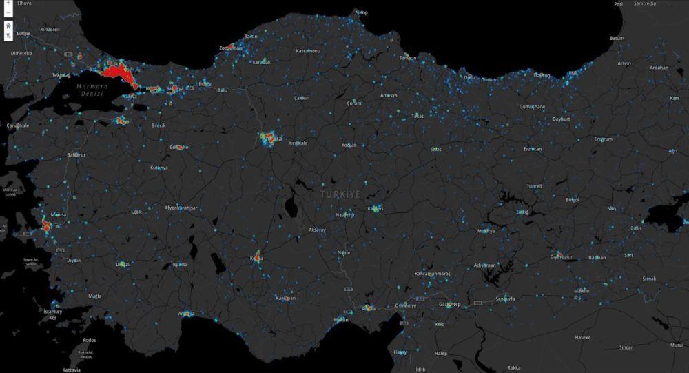 Koca, Türkiye'nin koronavirüs haritasını açıkladı: 6 ilde son durum ne?