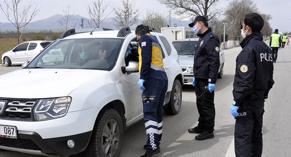 Yozgat'ta koronavirüs tedbirlerine uymayanlara 820 bin lira ceza