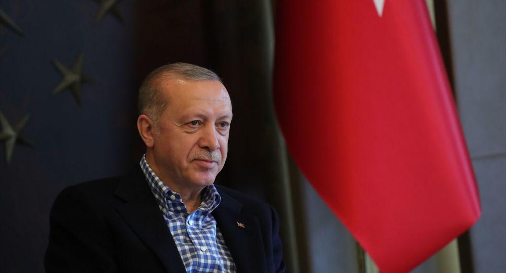 Cumhurbaşkanı Erdoğan'ın koronavirüs sürecinde uluslararası temasları