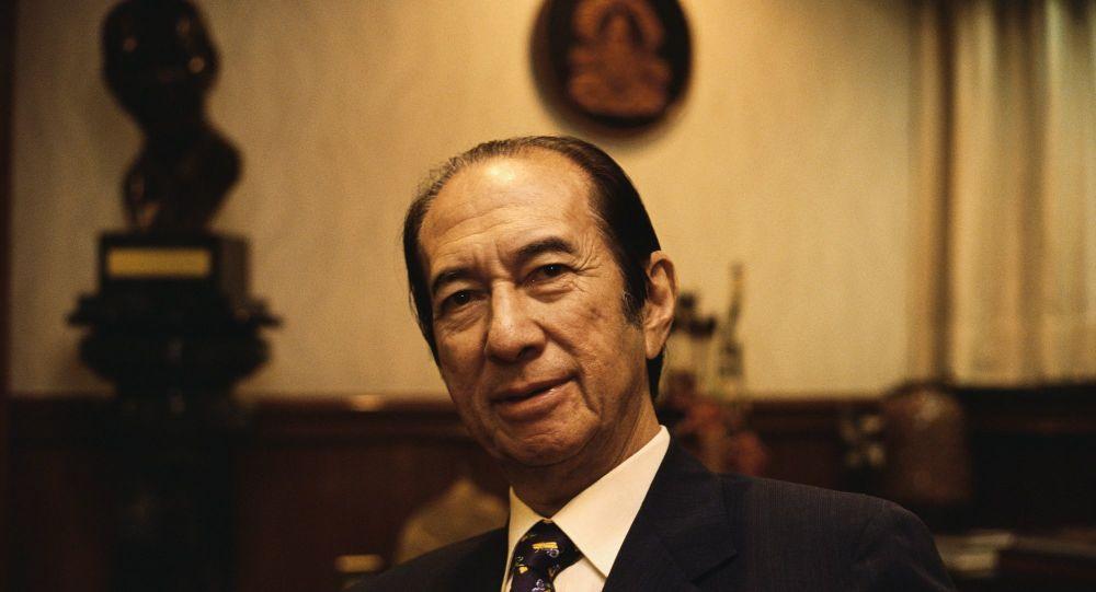 'Kumarhaneler kralı' Stanley Ho 98 yaşında hayatını kaybetti