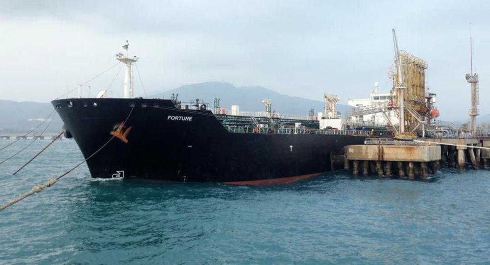 Tahran'dan Venezüella'ya dost eli: İran'a ait petrol tankerleri El Palito limanına ulaştı