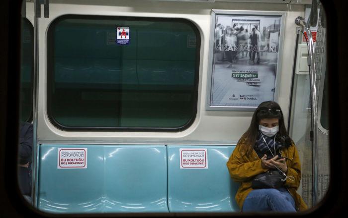 Toplu ulaşımda normalleşme: Yüzde 50 yolcu taşıma sınırlaması ...