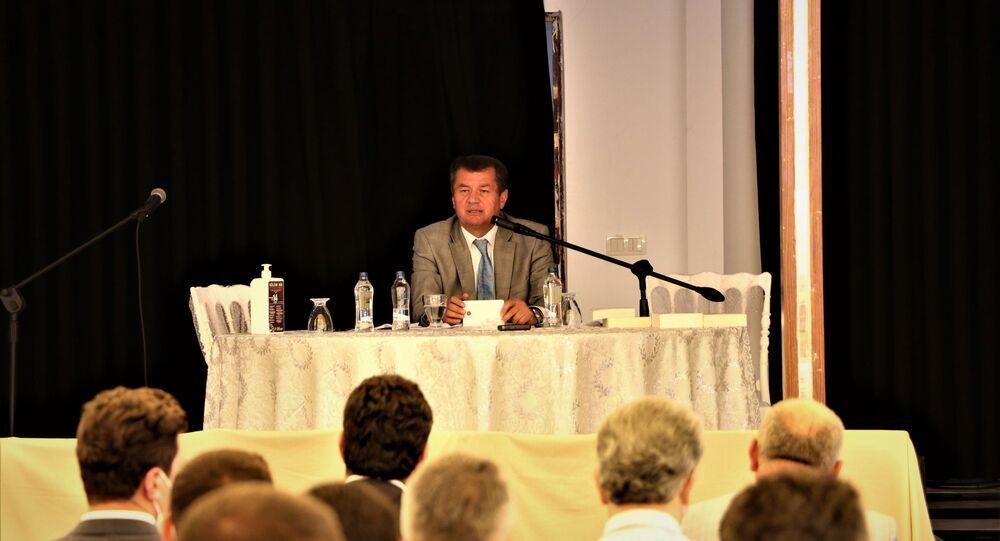 Cumhurbaşkanı Başdanışmanı Prof. Dr. Seyit Sertçelik