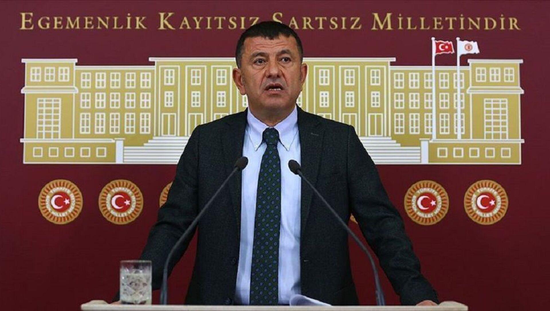 Veli Ağbaba - Sputnik Türkiye, 1920, 27.04.2021