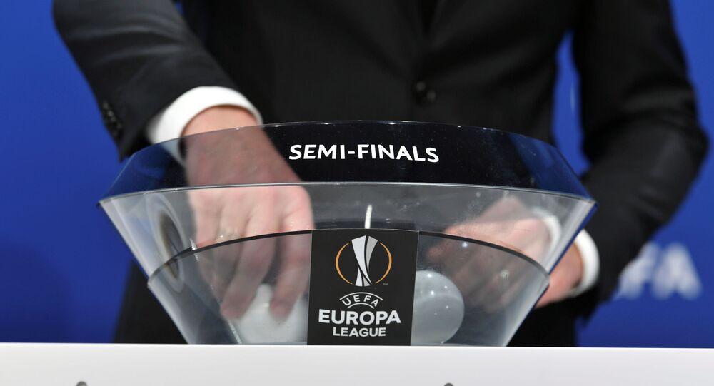 UEFA Avrupa Ligi, çeyrek-yarı final kuraları